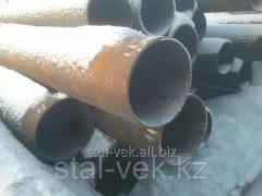 Труба стальная электросварная 530*10 Ст20 ГОСТ 10704-91