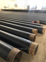Трубы стальные 720*9 с изоляцией ППУ, ГОСТ 10704,