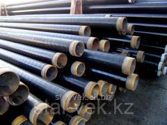 Трубы стальные электросварные 1020*10 с изоляцией