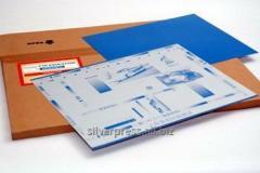 CtP и аналоговые офсетные пластины формат 745х605