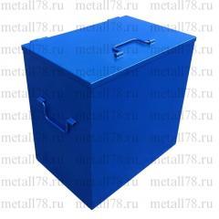 Контейнер металлический для бетона