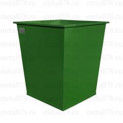 Контейнер для мусора 0,66 м3 в комплектации «Базовая»