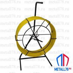 Протяжка для кабеля 6 мм 130 м на основании Medium (протяжка кабельная, мини УЗК)