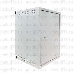 Шкаф антивандальный 27U 600*400