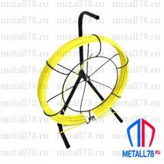 Протяжка для кабеля 3,5/3,5 мм 25/275 м на основании Spider-Double (протяжка кабельная, мини УЗК)