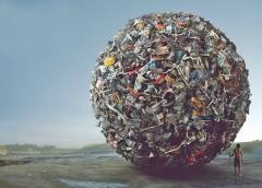 Электронный мусор Qazrecycling
