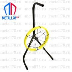 Протяжка для кабеля 3,5 мм 15 м на основании Single+mini (протяжка кабельная, мини УЗК)