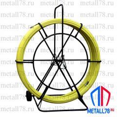 Протяжка для кабеля 11 мм 250 м на тележке &quot-Стандарт&quot- (протяжка кабельная, УЗК)