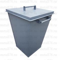 Контейнер для мусора 0,12 м3 (120 л)