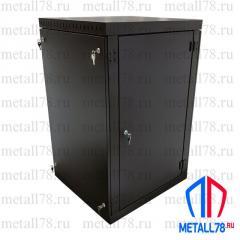 Шкаф телекоммуникационный напольный 15U 600*400