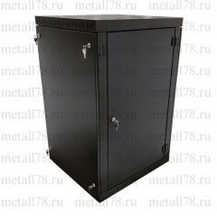 Шкаф телекоммуникационный напольный27U 600*1000