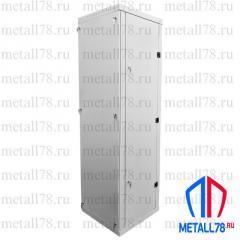 Шкаф телекоммуникационный напольный 42U 600*600