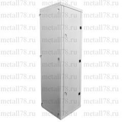 Шкаф телекоммуникационный напольный 48U 600*600