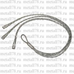 Тройной кабельный чулок для 3х кабелей, d = 50-65 мм, L = 1500 мм, 1 петля