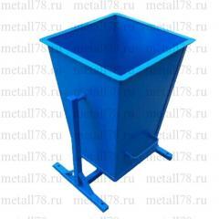 Урна металлическая 110 литров