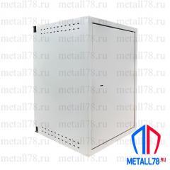 Шкаф антивандальный 9U 600*400