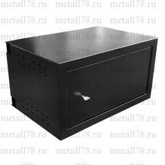 Шкаф антивандальный облегченный 9U 600*600