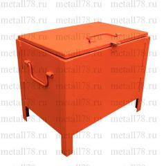 Контейнер металлический для аккумуляторов