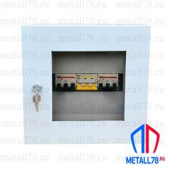 Шкаф электротехнический под автоматы
