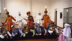 Танцевальный костюм Казахский национальный