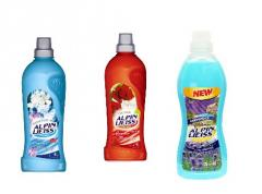 Alpin Weiss fabric softener