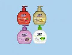 Alpin Weiss liquid soap