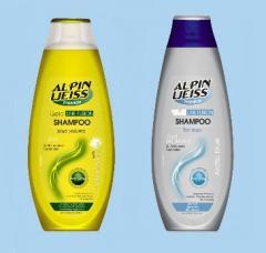 Alpin Weiss shamp
