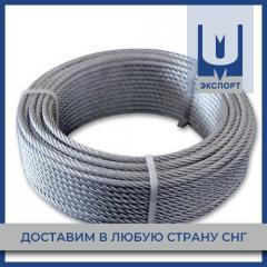 Канат стальной ГОСТ 16853-88