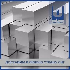 Квадрат 10х10 AISI 304 калиброванный