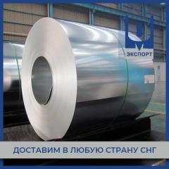 Tape made of aluminum and aluminum alloys