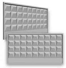 Плита ограды (Забор)