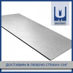 Hot-rolled metal, sheets
