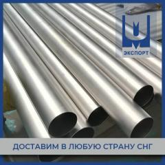 Titanium alloys pipes