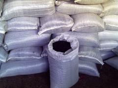 Filler rubber for an artificial grass