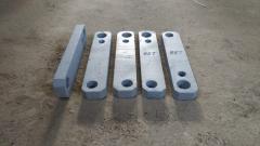 Билодержатель №НРК-003А, стальное литьё 110Г13Л