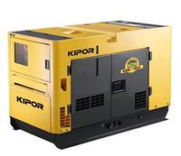 Diesel KIPOR KDE20SS3+KPEC40026DP52A generator