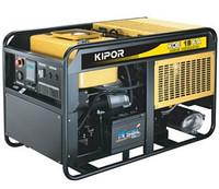 Diesel KIPOR KDE19EA+KPEC40050DP52A generator