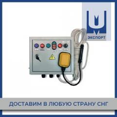 Станция управления насосом САУ-1/10-П-3-1-УХЛ4 до