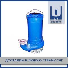 Насос ЦМК 16-16 погружной моноблочный передвижной