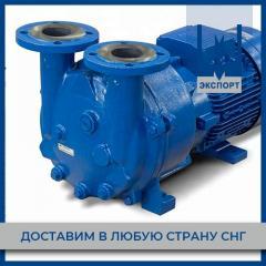 Насос ВВН 1-1.5 вакуумный водокольцевой с