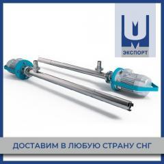 Насос ВНП-3 МР винтовой бочковый полугружной (для
