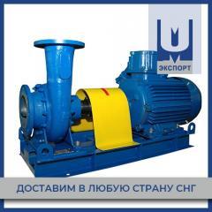 Насос УОДН 201-125-80М шнековый