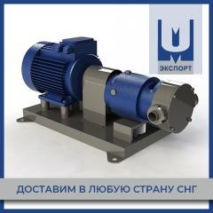Насос ОНР-12, 5М (НМ3) роторный пищевой