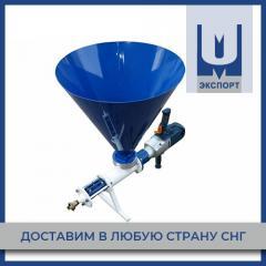 Установка вертикальная УВН-1Р, с бункером 50 л с