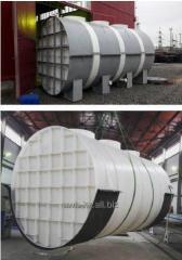 Емкость для кислоты AcidTanks - 10 000 R