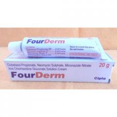 Крем FourDerm,  Cipla,  20 гр