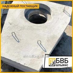 Стенка портальная СТ 13 3570х2100х730 мм d=1500 мм