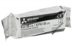 Термобумага Mitsubishi K61B-CE/KP61B-CE ( пр-ль