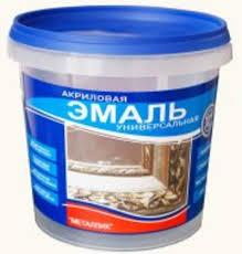Эмаль ВД-АК-1179 Профи 1 кг