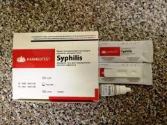 Экспресс тест для определения антител сифилиса